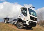 Avia představila nový nákladní vůz. Je určen do terénu!