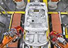 Automobilka Jaguar Land Rover zahájí výrobu na Slovensku v září