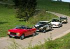 Do Česka se chystá 100 veteránů Peugeot