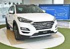 V Nošovicích odstartovala výroba modernizovaného Hyundaie Tuscon. Změnil se interiér i technika