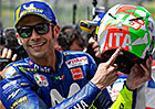 Motocyklová VC Itálie 2018: Nejrychlejší v kvalifikacích Rossi, Pasini a Martín