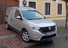 Dacia Dokker Van 1.5 dCi Ambiance: První fakta (2. díl)