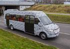Mercedes-Benz nabízí první snímky nové generace minibusu
