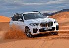 BMW představuje novou generaci X5: Nejlepší motor Evropa nedostane!