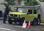Suzuki Jimny: Nová generace na nových záběrech bez maskování