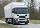 Scania má nový 13litrový motor na bioethanol