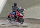 Honda Forza 125 je ve své nejnovější podobě ještě praktičtější