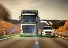 Volvo Trucks představuje nové podpůrné systémy řízení pro zvýšení bezpečnosti