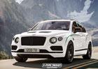 Ostrá Bentley Bentayga Speed se rýsuje. A čekají ji velké designové změny