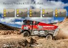 Renault Trucks rozšiřuje TruckSimulator o soutěžní kamion z Dakaru