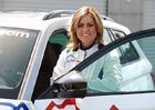 Kdo je Sabine Schmitzová? Rekordmanka se Škodou Kodiaq RS je královnou Nürburgringu