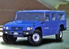 Toyota Mega Cruiser (1995-2002): I Japonci měli  svůj Hummer