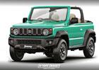 Suzuki Jimny coby pick-up či kabriolet? Minimálně jedna vize má blízko k produkci