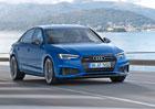 Audi A4 prošla kosmetickými úpravami. Najdete tři rozdíly?