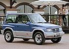 Suzuki Vitara: První generaci je třicet