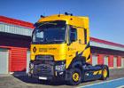 Renault Trucks nabízí atraktivní limitovanou sérii tahačů T High Renault Sport Racing