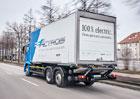 Mercedes-Benz eActros: Elektřina v provozu