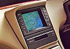 Automobilová navigace před GPS: Válečky s mapou nebo kazety