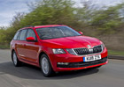 Milujeme Škodovku, ukazují Britové v anketě auto roku. Octavii řadí před BMW 5, uspěl Karoq i Kodiaq