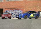 Rozlučka se Subaru WRX STI: Ikonu jsme vzali mezi předky