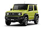Suzuki Jimny dostane pro Evropu zážehovou patnáctistovku