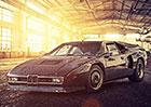 Rekordní BMW M1 má jednu zvláštnost. Jezdí na plyn...