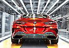 Kupé BMW řady 8 už se v Dingolfingu vyrábí