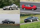 Vybíráme ojeté kabriolety a roadstery do 300.000 korun: S pevnou střechou, nebo s plátnem?