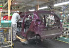 Mrkněte do zákulisí výroby v kolínské TPCA: Takhle se rodí Peugeot 108