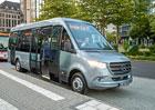 Mercedes-Benz představuje minibusy nové generace