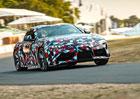 Toyota Supra má vynikat hmotností i svými výkony