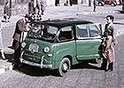 Fiat 600 Multipla (1955-1969): Mrňous pro šest