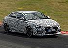 Hyundai rozšíří řady ostrých modelů N. Další na řadě je i30 N Fastback