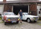 Třicet let jezdí ruskými vozy: Jak se mu žije s legendární Volhou?