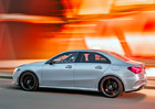 Mercedes-Benz třídy A Sedan se představuje v provedení pro Evropu