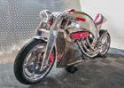 Levis V6 Cafe Racer je stylový šestiválec na dvou kolech z Velké Británie