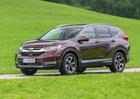 Jízdní dojmy s Hondou CR-V: Nejžádanější SUV světa je ještě prostornější. Stačí mu 1.5 VTEC Turbo?