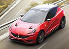 Hot-hatch od Ferrari? V digitálním světě je možné vše