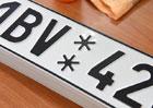 Jak správně vyřešit značku zakrytou nosičem na kola? Vše o třetí značce na auto!