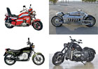 Prohlédněte si slavné i neznámé motocykly s automobilovými motory
