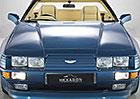 Aston Martin V8 Zagato Volante: Vzácný otevřený hranatý aston přijde na deset milionů