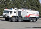 Nová Tatra: Tigon je ultimativní stroj určený k likvidaci požárů