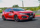 Šampion F1 ukořistil pro Civic Type R další rekord. Tentokrát na Hungaroringu