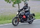 TEST: Moto Guzzi V7 III Carbon. Staré dobré časy!
