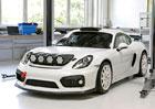 Porsche Cayman GT4 Clubsport je Cayman pro rallye: Kdy se objeví na závodních tratích?
