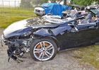 Asi nejznámější nehoda Tesly: Reakce autopilota sekundu po sekundě