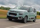 Nový Citroën Berlingo vstupuje na český trh. Kolik stojí?