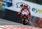 VC Rakouska vyhráli Lorenzo (MotoGP), Bagnaia (Moto2) a Bezzecchi (Moto3)