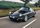 RUF CTR: Do aukce míří střela z osmdesátých let schopná jet přes 340 km/h