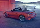 Nové BMW Z4 ze všech stran. Máme jeho fotky ještě před premiérou. Včetně nového interiéru